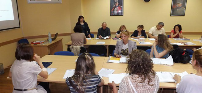 6.6.2014, City of Pozarevac – Right of Roma on quality health protection