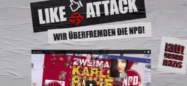 """10.6.2014, romea.cz – Germany: More than 100 000 people join """"like attack"""" campaign against neo-Nazism"""