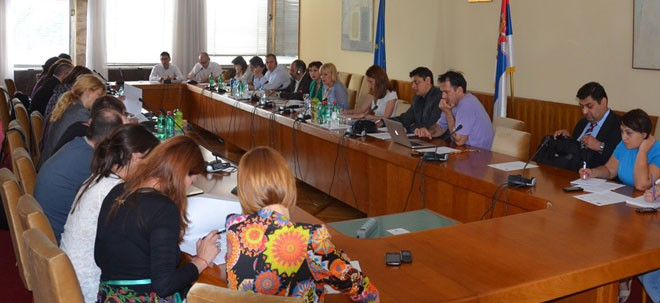 16.6.2014, ljudskaprava.gov.rs – First coordination meeting about projects dedicated towards improvement of Roma position in Republic of Serbia