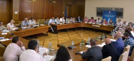 8.7.2014, ljudskaprava.gov.rs – Meeting held with representatives of national councils of national minorities