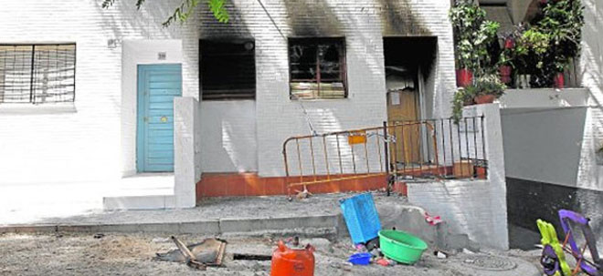 9.7.2014, romea.cz – Spain: Mob sets two Romani-occupied homes on fire