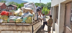 4.7.2014, juznasrbija.info – Help for flooded Roma households