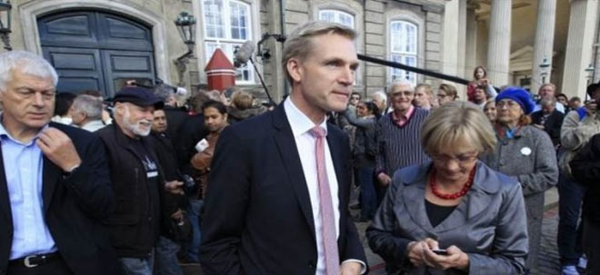 2.2.2014. – The Columnist: The Danish People's Party has surged above 20%