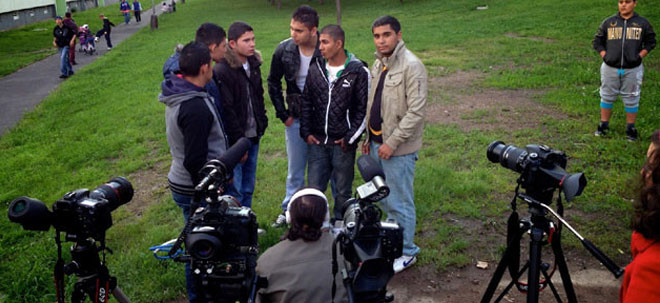 22.5.2014, romea.cz – Czech documentary by Roma about Roma celebrates success at French Institute