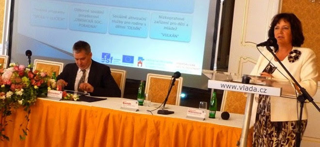 5.6.2014, romareact.org – Czech and Slovak mayors and school directors present social inclusion successes