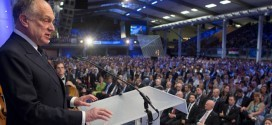 15.6.2014, worldjewishcongress.org – Budapest convention: Lauder speaks out against growing assault on Christians