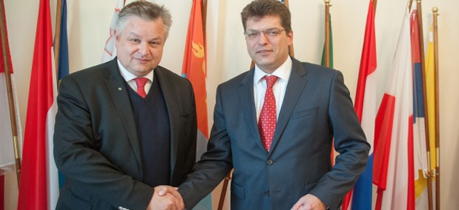 2.7.2014, OSCE – Michael Georg Link takes up post as new ODIHR director