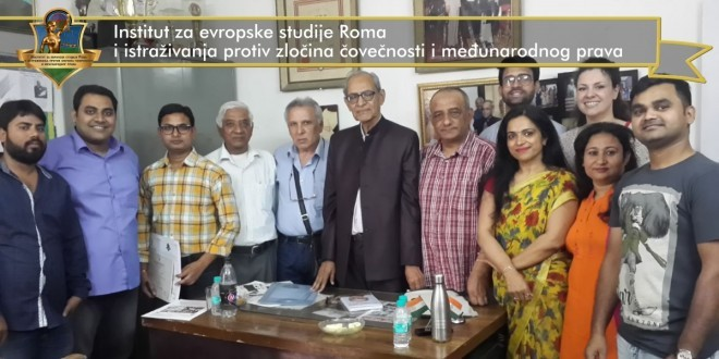 REPORT ON MARKING APRIL 8TH – WORLD ROMA DAY